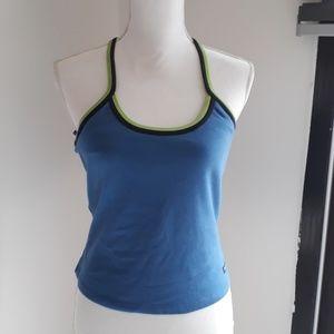 Camisole with shelf bra